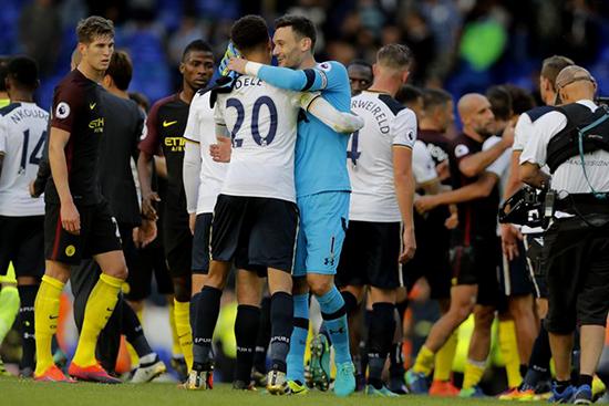 Beberapa Catatan Dari Kemenangan Tottenham Hotspur Atas Manchester City