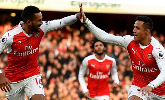 Arsenal Tampil Cukup Meyakinkan Saat Mengalahkan Bournemouth 3 - 1